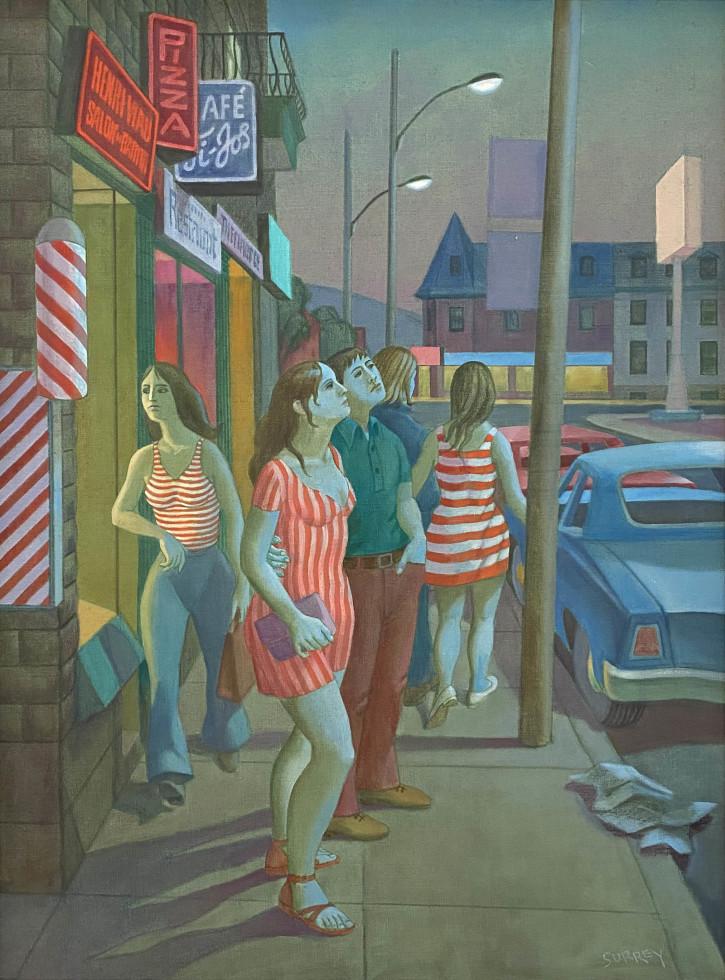 Philip Surrey, End of Summer , 1974