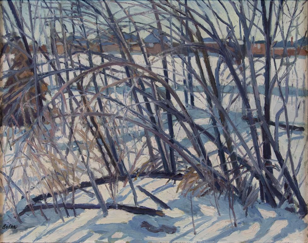 Jack Beder, Tangle After Storm, 1961