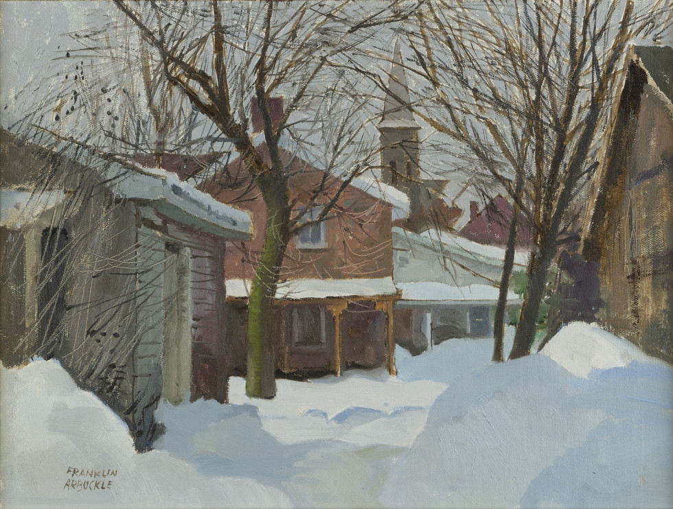 Franklin Arbuckle, Hastings, Ontario