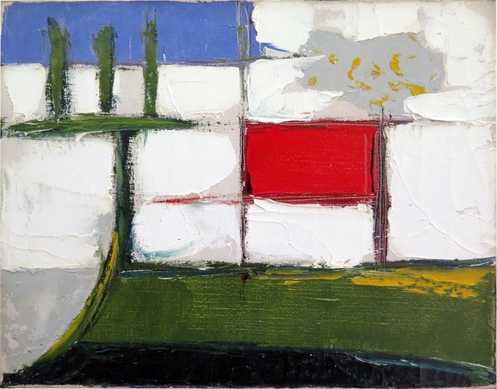 Paul Vanier Beaulieu, Provence, 1960