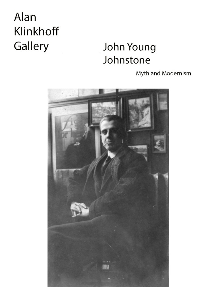 John Young Johnstone: Myth and Modernism