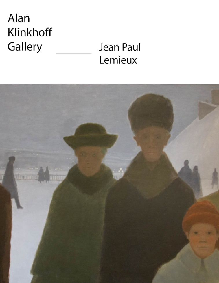 "Strange ""Visitors"" in Jean Paul Lemieux's Iconic"